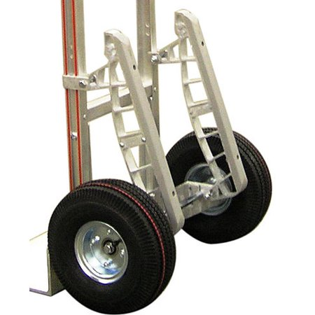 "18"" Extra Thick Hand Truck Skids Heavy Duty Stair Climber Kit E1"