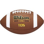 Wilson F1715 TDS High School Game Football by Wilson Sporting Goods