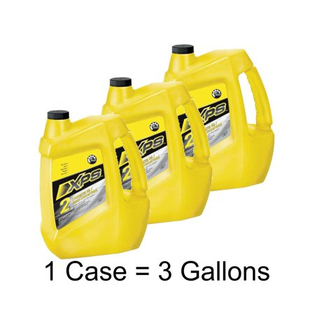 Sea-Doo PWC XPS 2-Stroke Synthetic Oil - Case of 3 Gallons 293600133