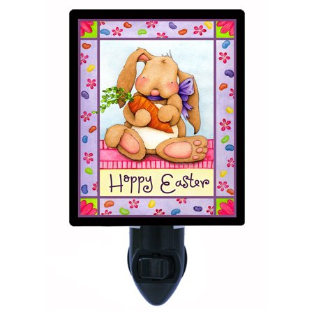 Night Light - Photo Light - Bunny and Beans - Easter - Bunny - -