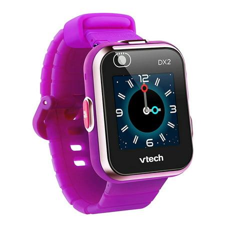 VTech Kidizoom Smartwatch DX2 - Purple Dual Cameras Video Smart Watch Kids