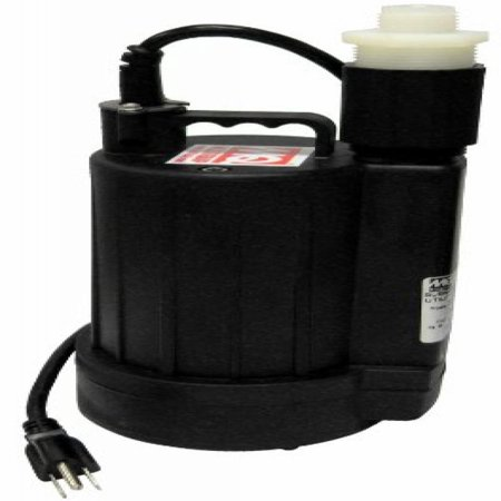 Multiquip Yellsub Centrifugal Single Phase Electric Submersible Pump  15 Feet Head  33 Gpm  1 1 4 Inch Discharge