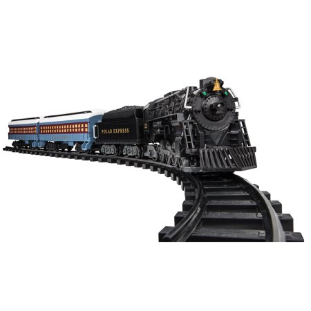 Lionel The Polar Express Battery-powered Model Train Set Ready to Play with Remote