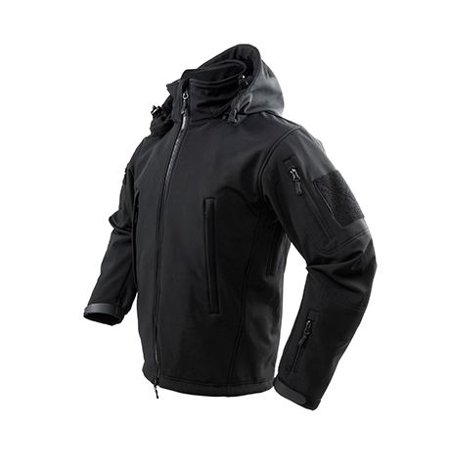 Vism Delta Zulu Jacket , Black , 4Xl,