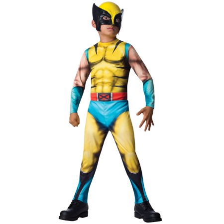 X-men Costumes For Men (Wolverine Child Costume)