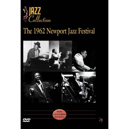 La Jazz Festival - MVD The Newport Jazz Festival - 1962 Live/DVD Series DVD Performed by Various