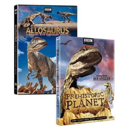 Prehistoric Planet: The Complete Dino Dynasty / Allosaurus: A Walking Dinosaurs Special (Widescreen)