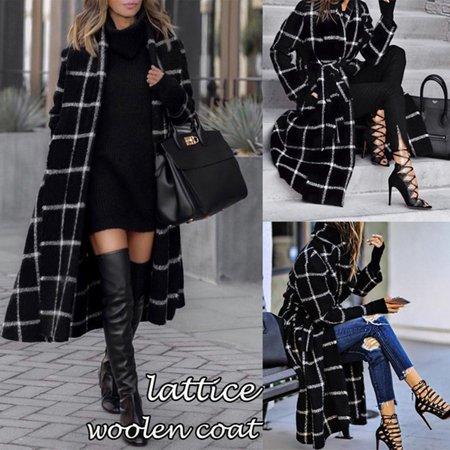 〖Follure〗Womens Ladies Long Cardigan Camouflage Long Sleeve Coat Outerwear thumbnail