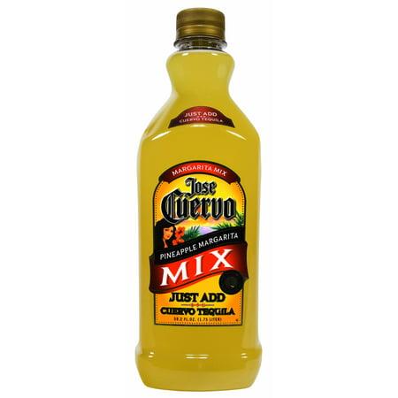 (2 Count) Jose Cuervo Pineapple Margarita Mix, 1.75 L