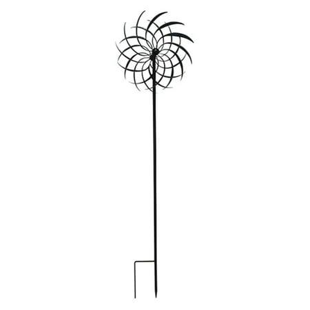 Border Concepts 72 in. Kokopelli Wind Spinner - Halloween Border Spider
