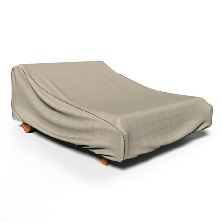 Budge English Garden Patio Chaise Covers Durable And Waterproof Outdoor Furniture