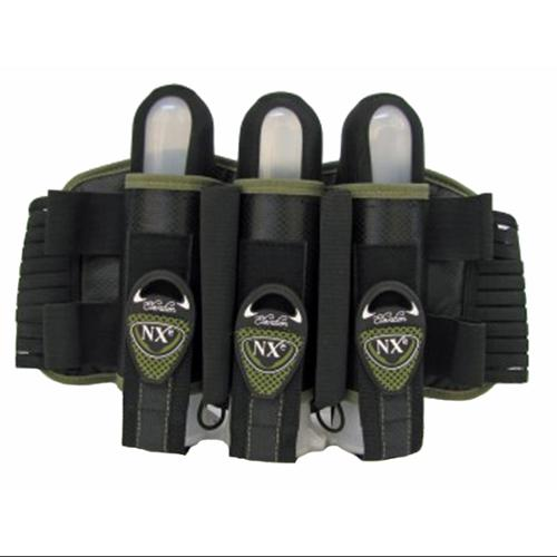 NXe Paintball Elevation 3+2+2 Harness - Olive