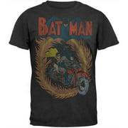 Batman Fire Cycle Soft T-Shirt by