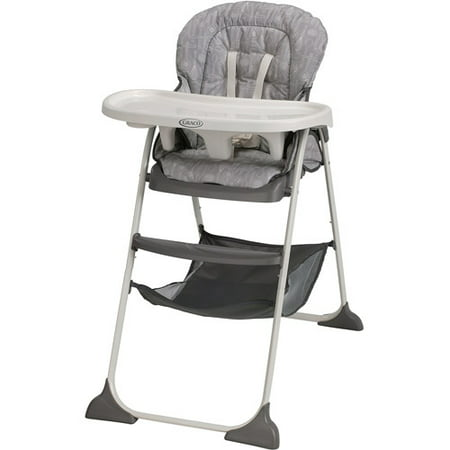 Graco Slim Snacker High Chair, -