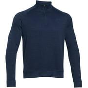 Under Armour Mens Golf 1/4 Zip Loose Fit Storm Sweater Medium