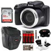 Best Point And Shoots - Kodak AZ401BK Point and Shoot Digital Camera Review