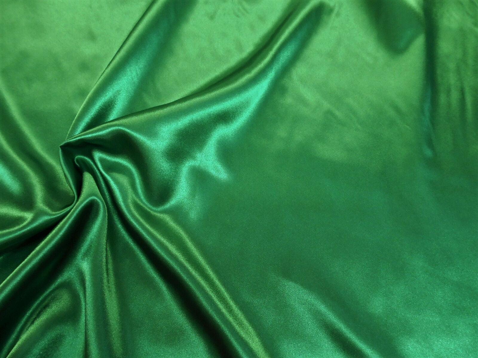 by the yard-HXY light green color silk fabric printed white flower style wedding silk dress 19mm Silk stretch satin fabric