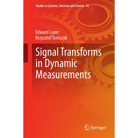 Signal Transforms in Dynamic Measurements - eBook