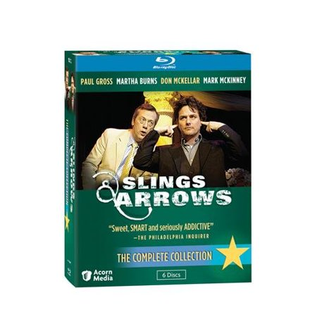 Slings & Arrows: The Complete Collection (Blu-ray) (Widescreen)