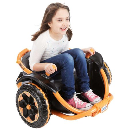 Power Wheels Wild Thing 360 Spinning Ride-On Vehicle, (Promotional Prize Wheel)