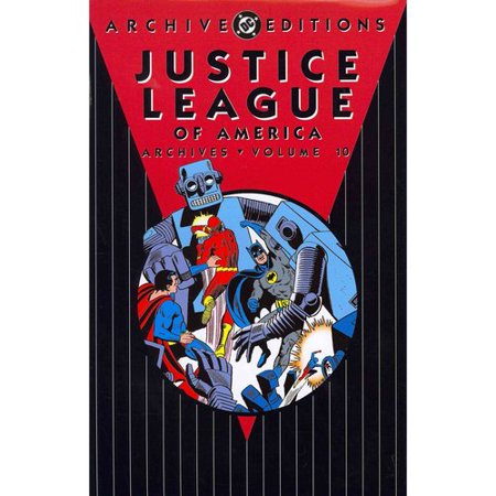 Justice League of America Archives 10