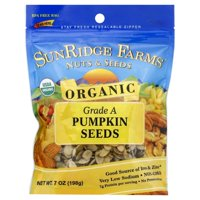 SunRidge Farms SunRidge Farms Organic Pumpkin Seeds, 7 oz