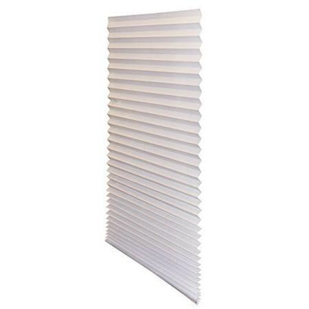 Sheer View UV Blocking Solar Fabric Shade White, 36