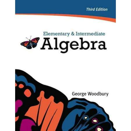Elementary And Intermediate Algebra   Mymathlab  Mystatlab Student Access Code Card