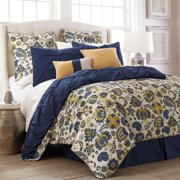 Lorna Paisley 8-piece Comforter Set King