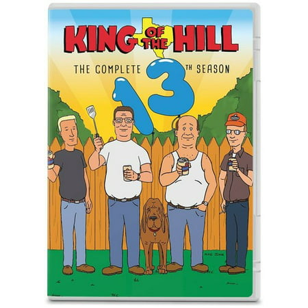 King Of The Hill Halloween Special (King of the Hill: The Complete Thirteenth Season)