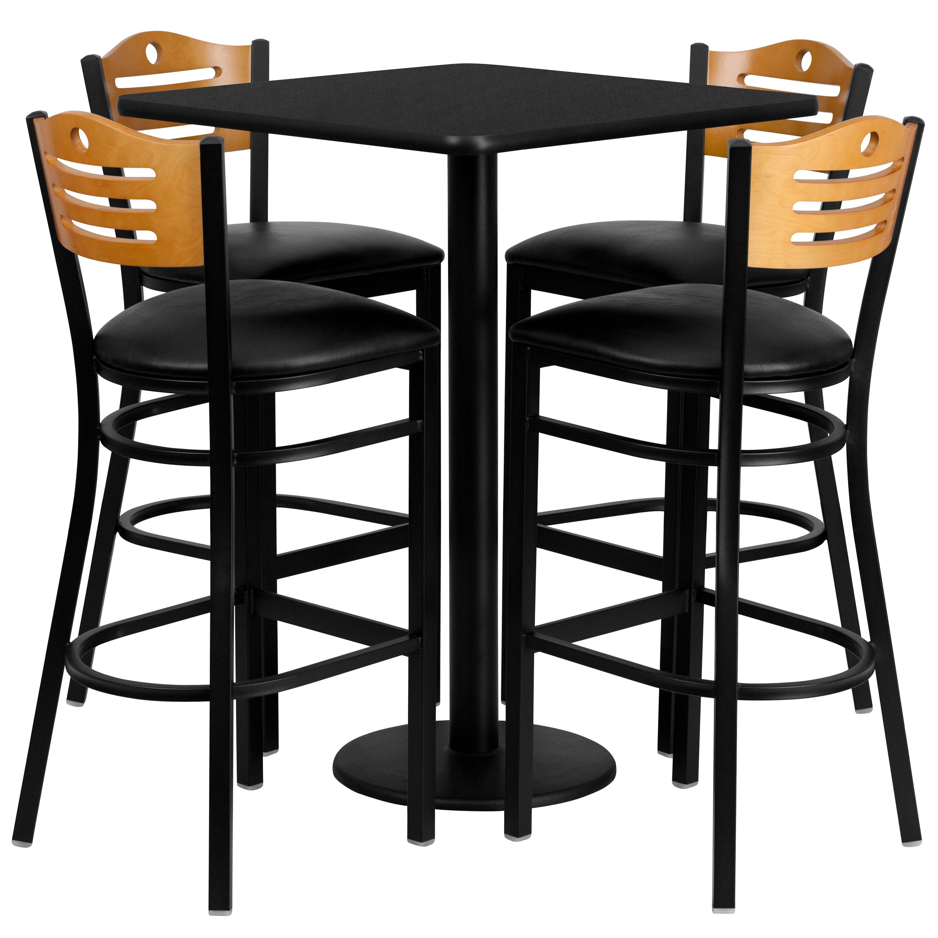 height tables maddox nickel bar w stools stool raw portland hillsdale magnifier bistro antique and table