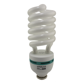 6 Pack GU24 Base Sunlite 41155-SU Compact Fluorescent T2 Spiral Standard Household Energy Saving CFL Light Bulb Warm White 27K 2700K-Warm 60W Eqivilant 13 Watt,
