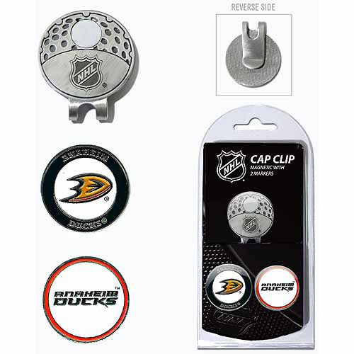Team Golf NHL Buffalo Sabres Cap Clip With 2 Golf Ball Markers