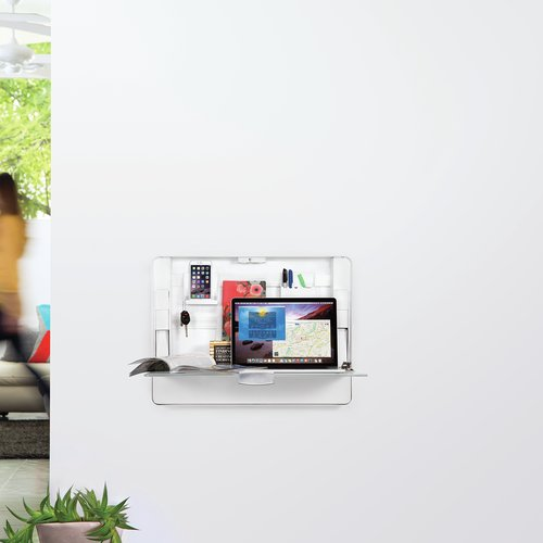 ErgotronHome Workspace Hub 27 Floating Desk by ErgotronHome