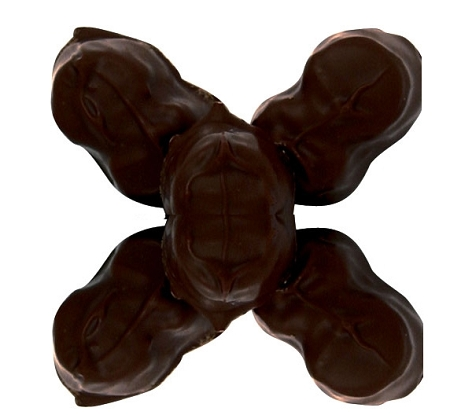Asher's Dark Chocolate Orange Creams Candy, 6 Pounds