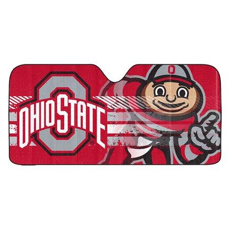 NCAA Ohio State Buckeyes Universal Sun Shade