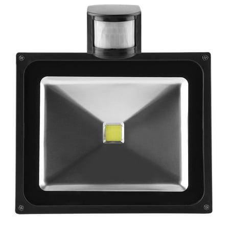 CHICIRIS 30W Outdoor Garden Light Motion Sensor Lawn Lamp for Home Garden Courtyard Lighting, Garden Light, Sensor Garden Lamp