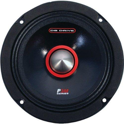 "Db Drive P3M8C P3m 8c 8_ Pro Audio Series High-efficiency Shallow-mount Midrange Speaker [8""]"