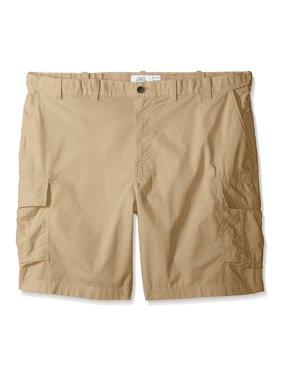 f0ac2be44b Product Image IZOD Mens Poplin Casual Cargo Shorts