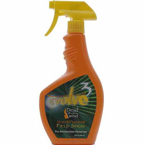Dead Down Wind Evolve 3-Scent Prevent Field Spray, 24 oz