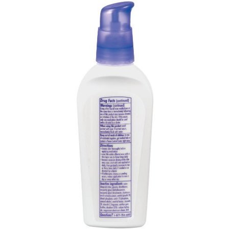 6 Pack - CLEAN & CLEAR Dual Action Oil-Free Moisturizer 4 oz