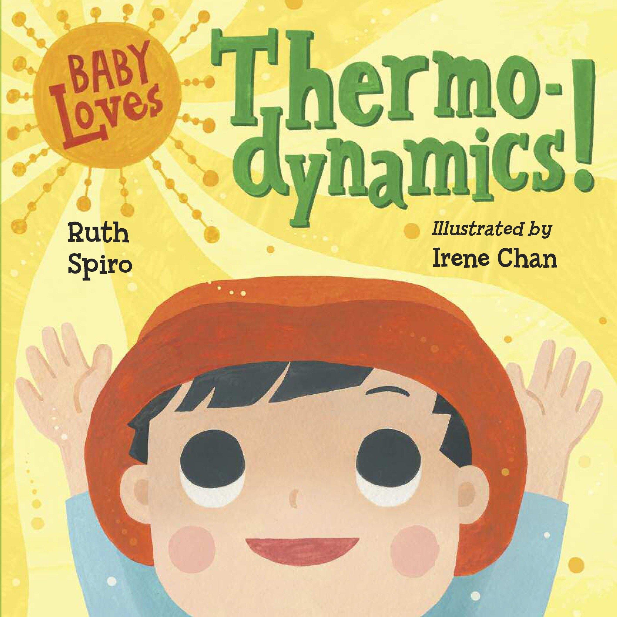Baby Loves Thermodynamics (Board Book)