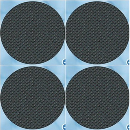 (4) Pool Blaster Sun Dot Above Ground Round Swimming Pool Easy Solar Heater Cover)