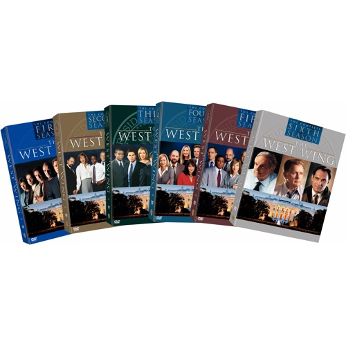 West Wing: The Complete Seasons 1-6