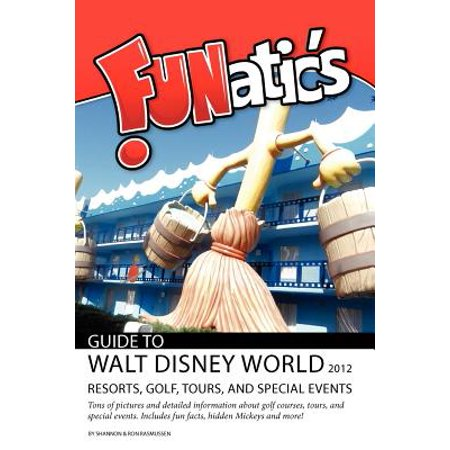Disney World Halloween Events (Funatics Guide to Walt Disney World 2012 : Resorts, Golf, Tours, and Special)