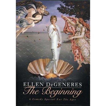 Ellen Degeneres   The Beginning  Keepcase