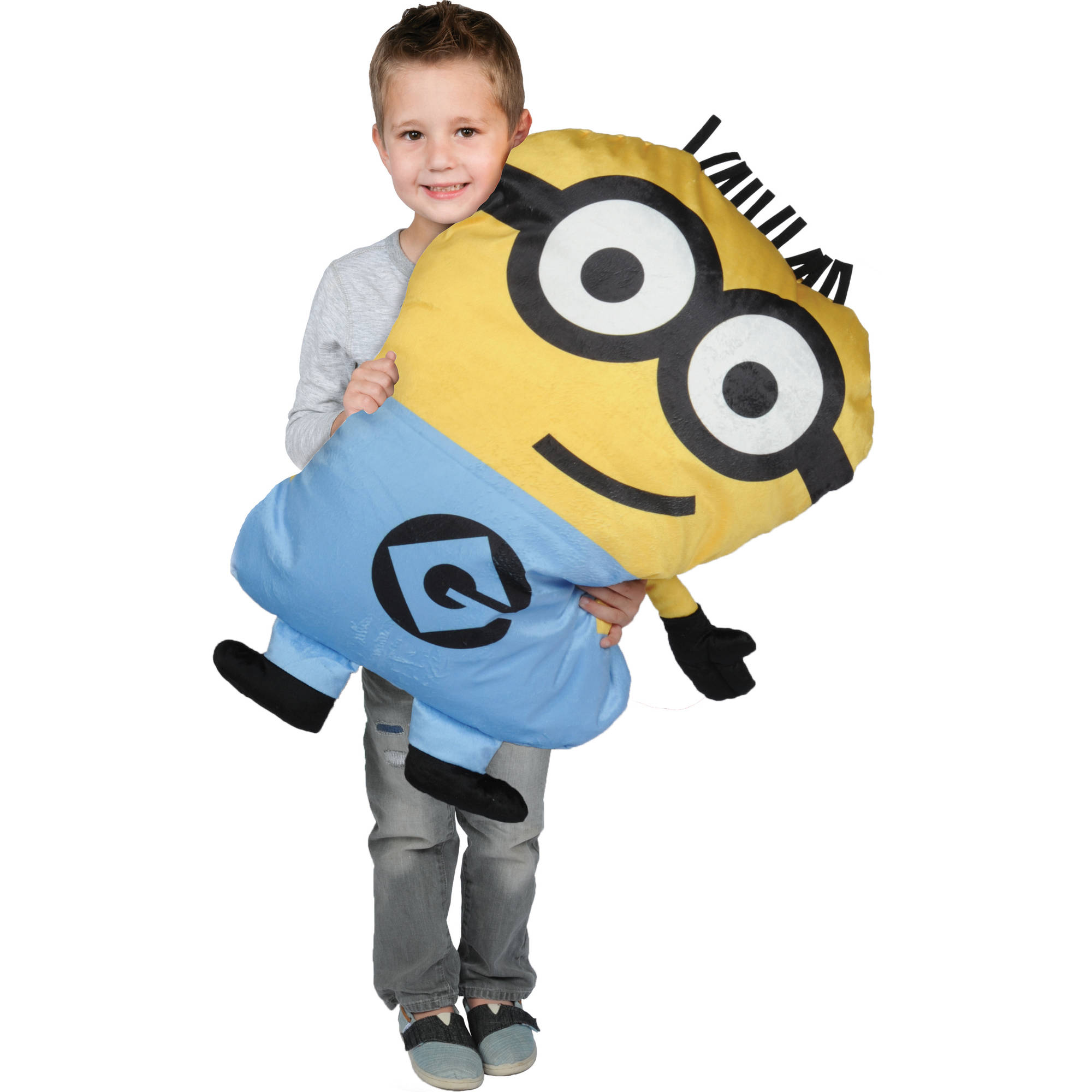 Despicable Me Minions 3-D Kids Hugable Pillow Buddy