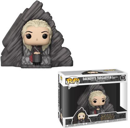 FUNKO POP! DELUXE: Game of Thrones - Daenerys on Dragonstone Throne