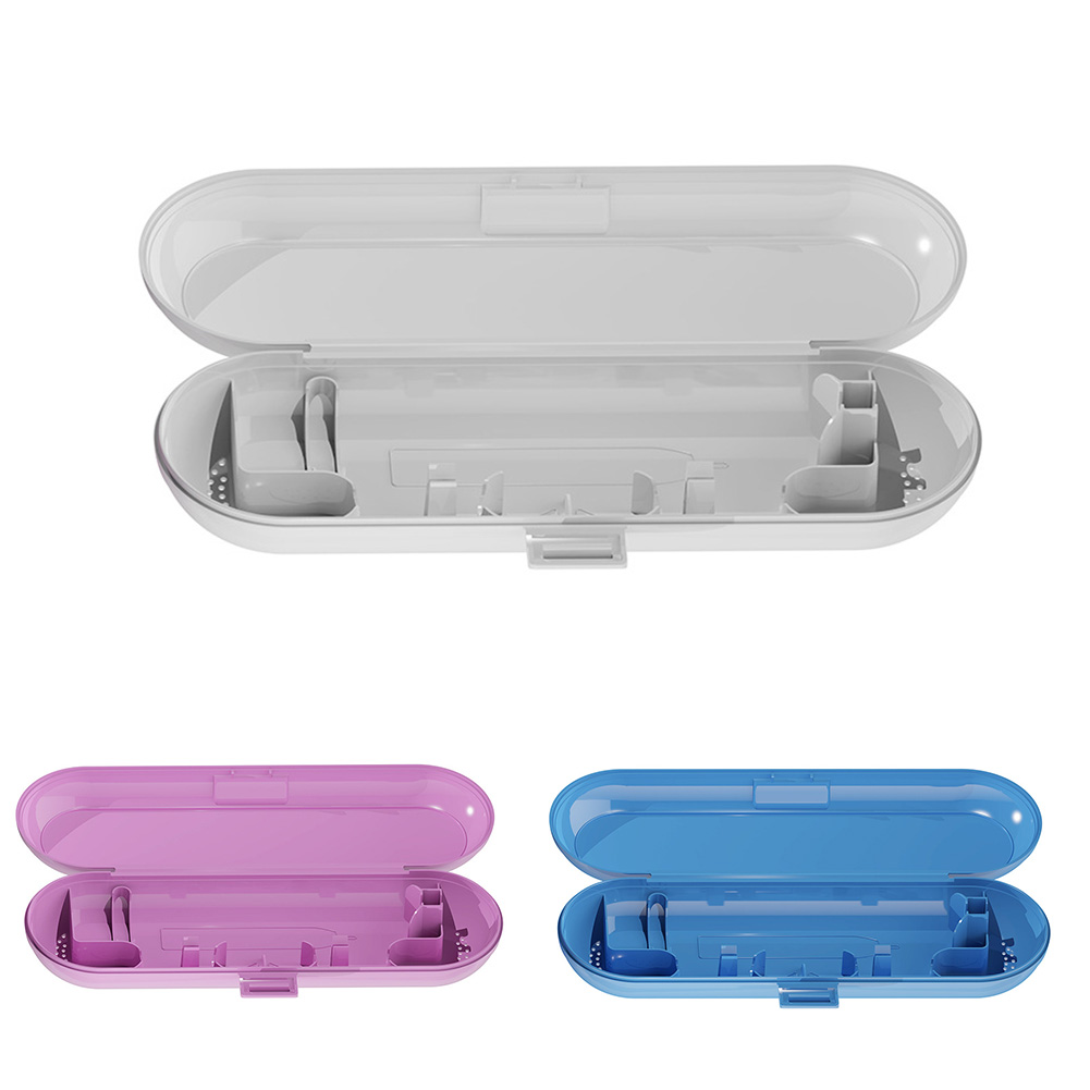 Moderna Portable Electric Toothbrush Holder Cover Travel Camping Storage Case for Oral-B