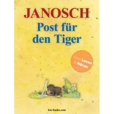 Tiger Den (Post für den Tiger - Enhanced Edition - eBook )